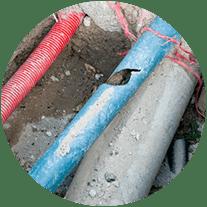 Marietta Plumbers Circle Sewer Water Line Repair
