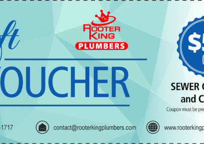 Marietta Plumbers Voucher 50 Off Sewer