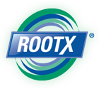 Rootx Logo Glow